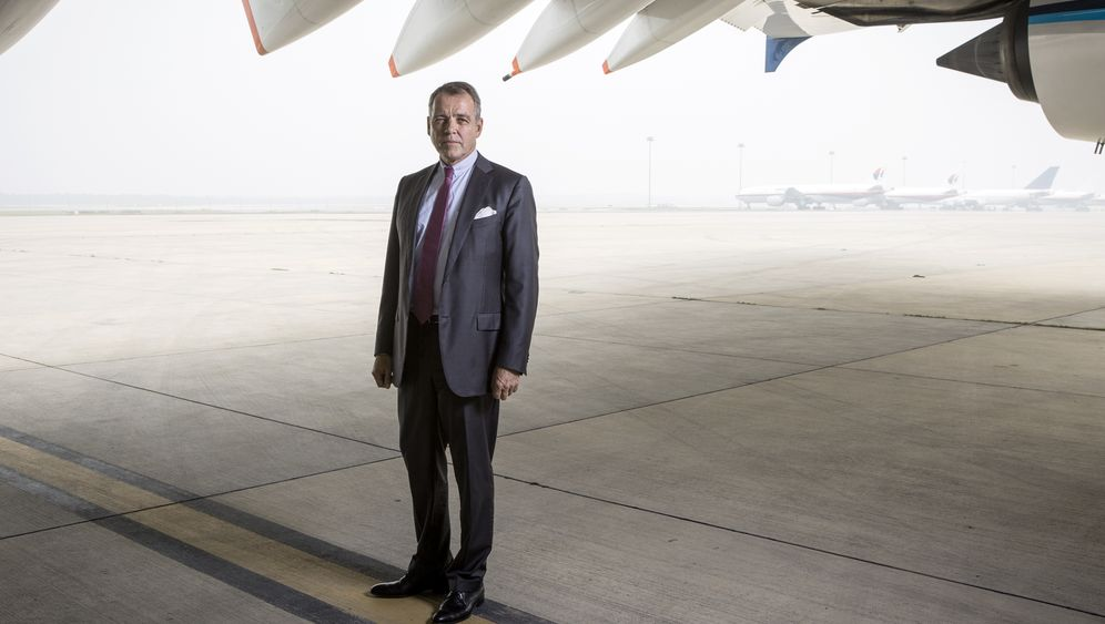 Malaysia Airlines: Die fast unmögliche Mission des Christoph Müller