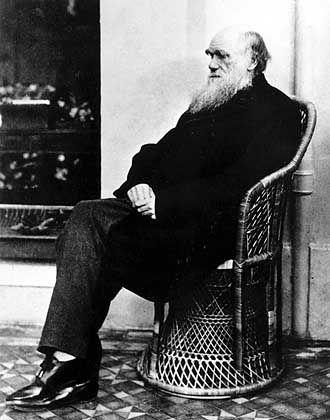Verwandter im Geiste: Charles Darwin (1809 - 1882), Begründer der modernen Evolutionstheorie