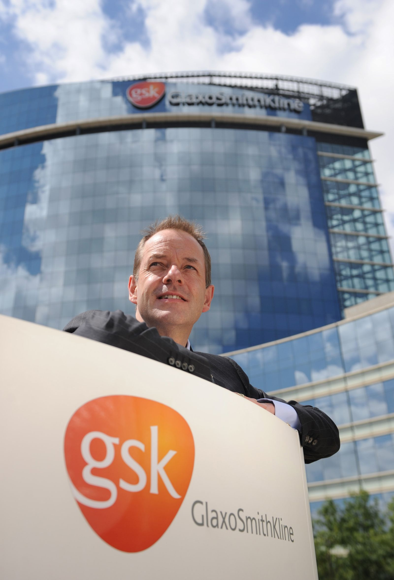 GSK / GlaxoSmithKline / Andrew Witty