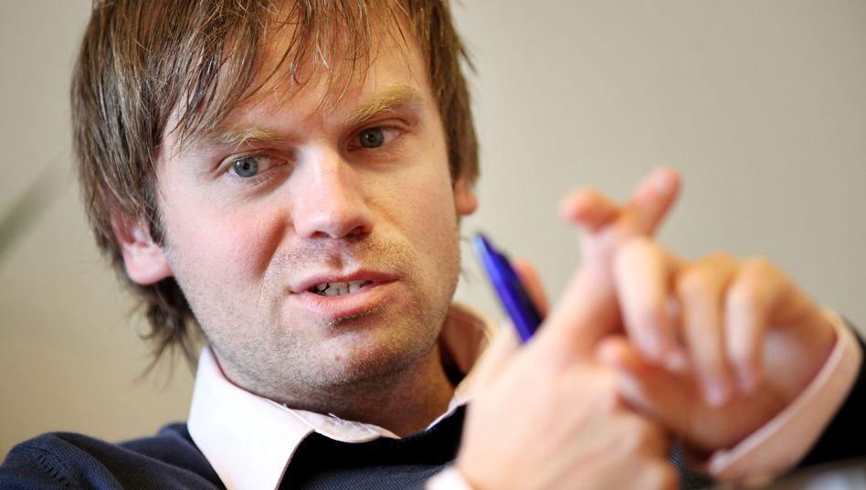 Kam bei einem Flugzeug-Absturz ums Leben: Unister-Gründer Thomas Wagner