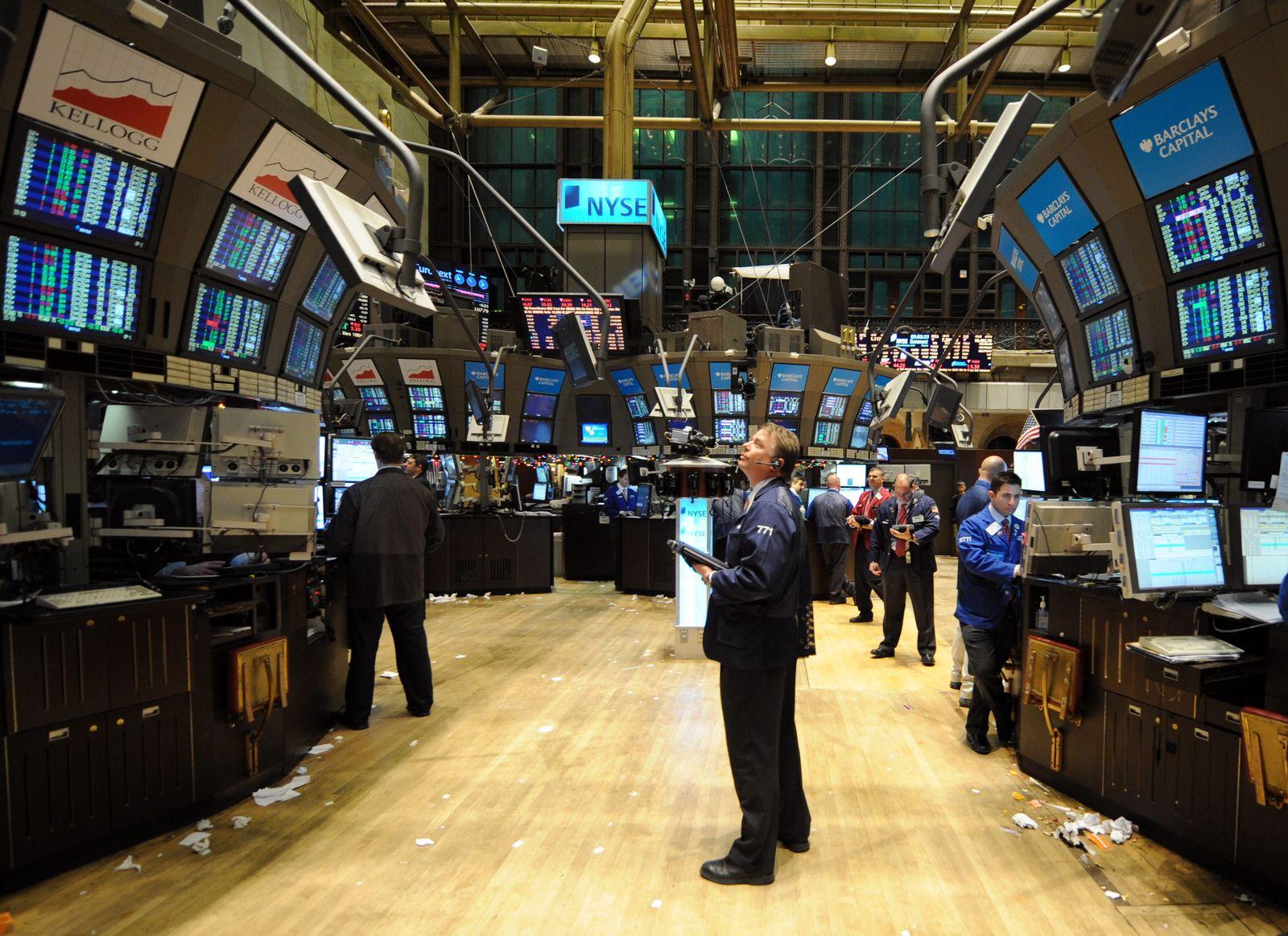US-STOCKS-NYSE