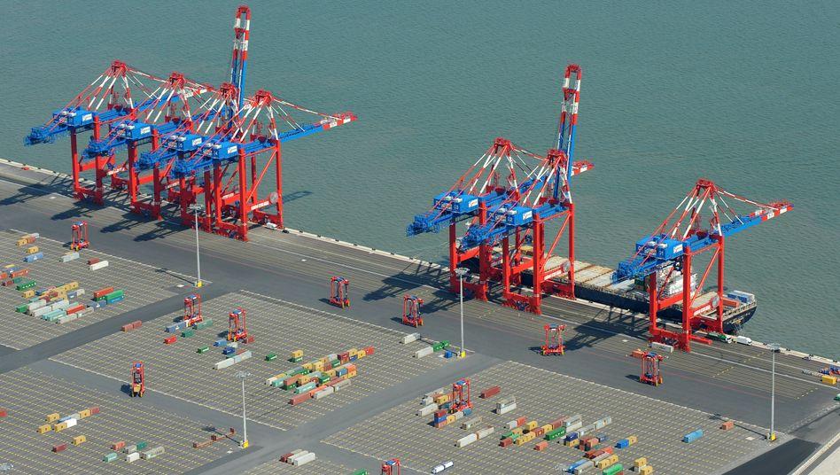 Drohende Rezession: Der Welthandel geht zurück