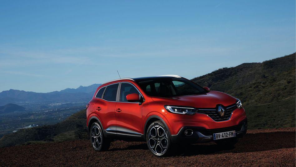In neuen Anteilshöhen: Frankreich kauft Renault-Aktien zu - und sichert sich so langfristig mehr Einfluss beinahe zum Nulltarif
