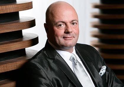Zurück in die Schweiz: Boss-Vertriebsvorstand Maeder