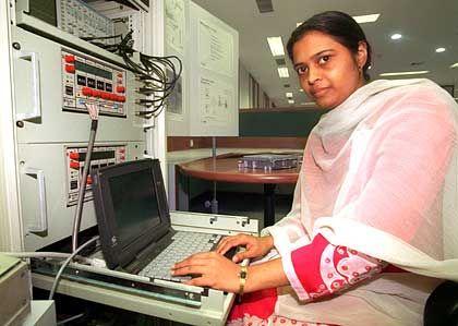 """Bosch-Mitarbeiterin in Bangalore: """"Die Löhne von Indiens Spezialisten steigen rasant"""""""