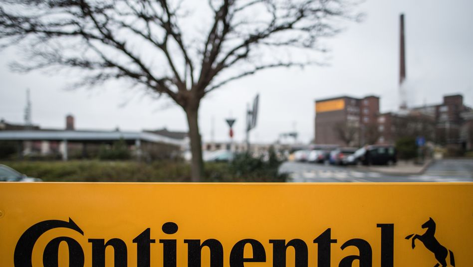 Continental-Zentrale in Hannover