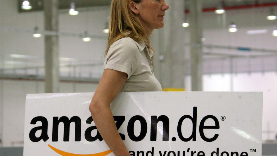 Amazon: Schwacher Gewinn