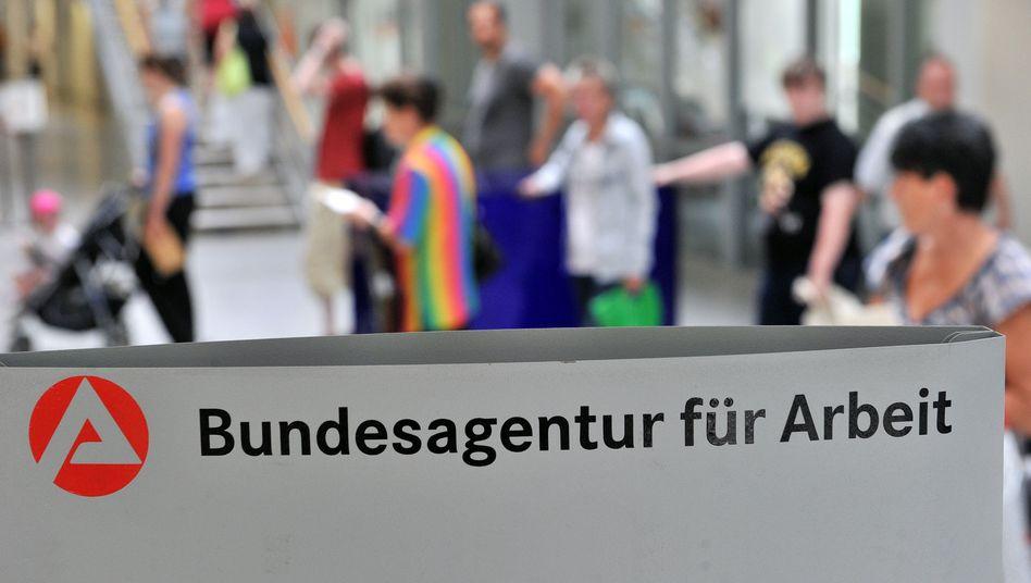Deutscher Arbeitsmarkt: Jobofferten insbesondere von Kleinunternehmen