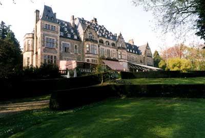 Herrschaftliches Ambiente für hochkarätige Gäste: Die diesjährige Preisverleihung fand im Schlosshotel Kronberg im Taunus statt.