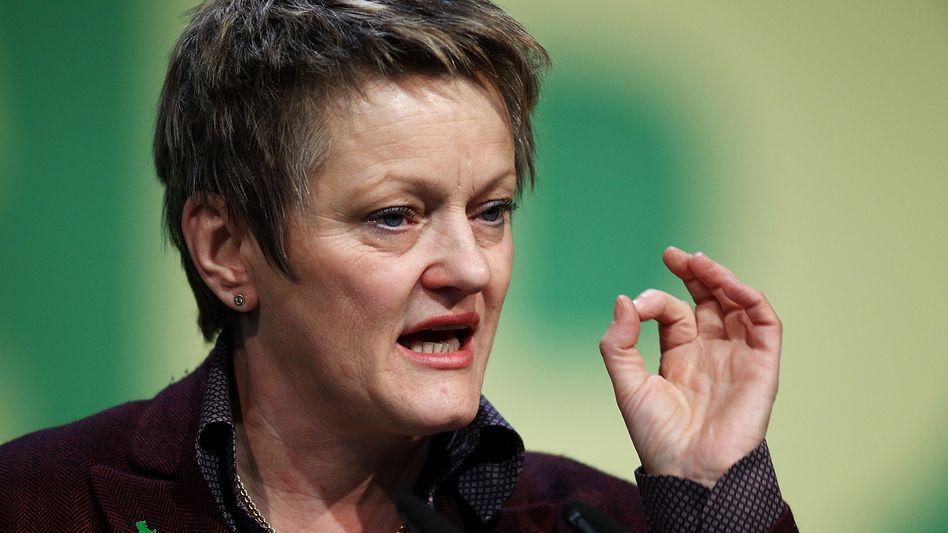 """Grüne Spitzenpolitikerin Künast: """"Mich stört Ihre Fragestellung"""""""