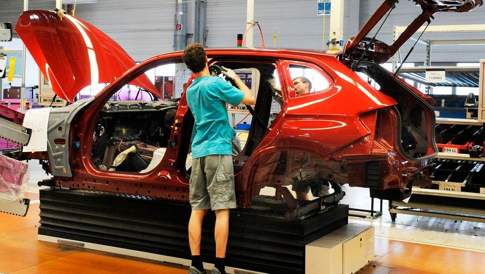 BMW-Werk Leipzig: Weniger Leiharbeit gegen mehr Geschmeidigkeit