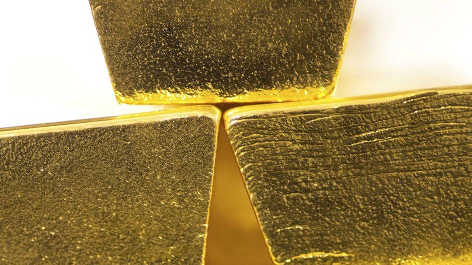 Goldbarren: Der Preis des Edelmetalls bewegt sich derzeit kaum - wie lange bleibt es dabei?