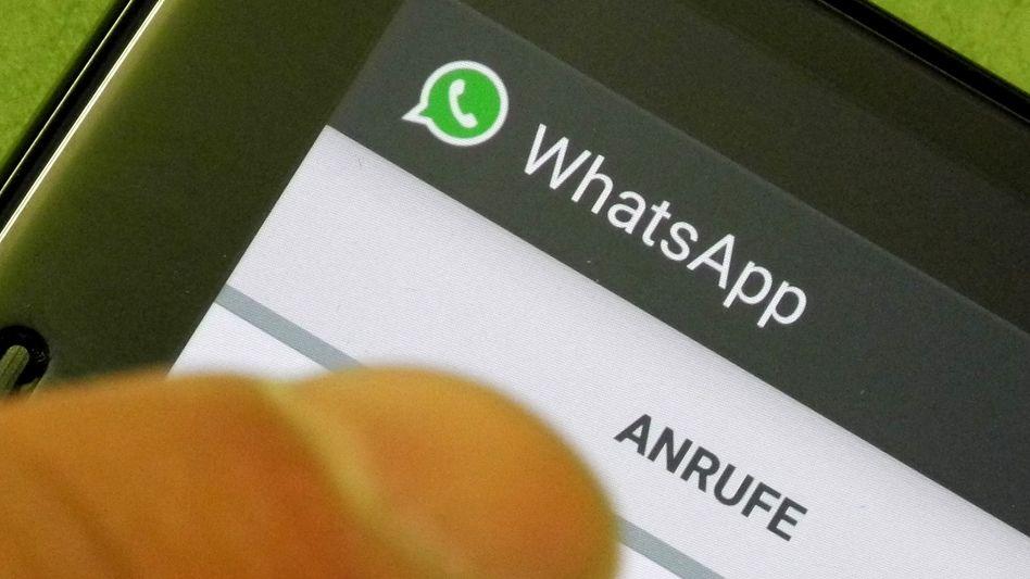 Der Messenger-Dienst Whatsapp schaltet Ende-zu-Ende-Verschlüsselung scharf