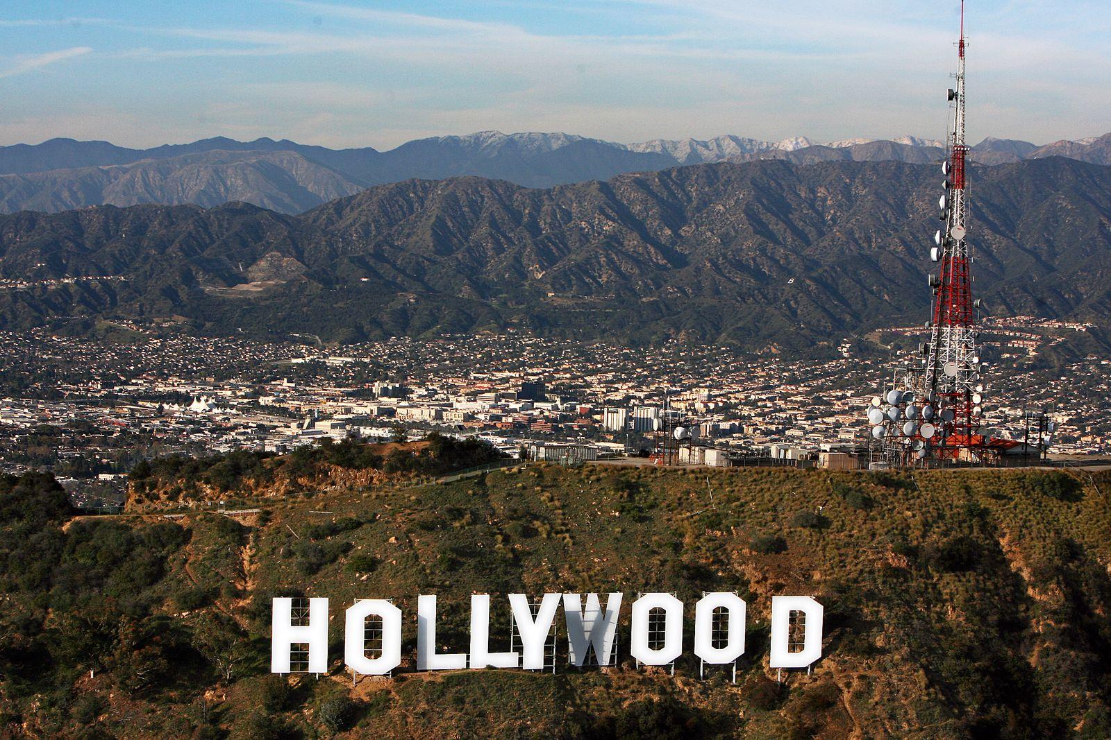 NICHT MEHR VERWENDEN! - Hollywood / Kalifornien / Burbank /