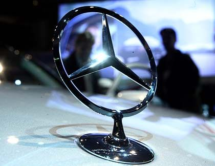 """Mercedes-Stern: """"Bleibt das Herzstück"""""""