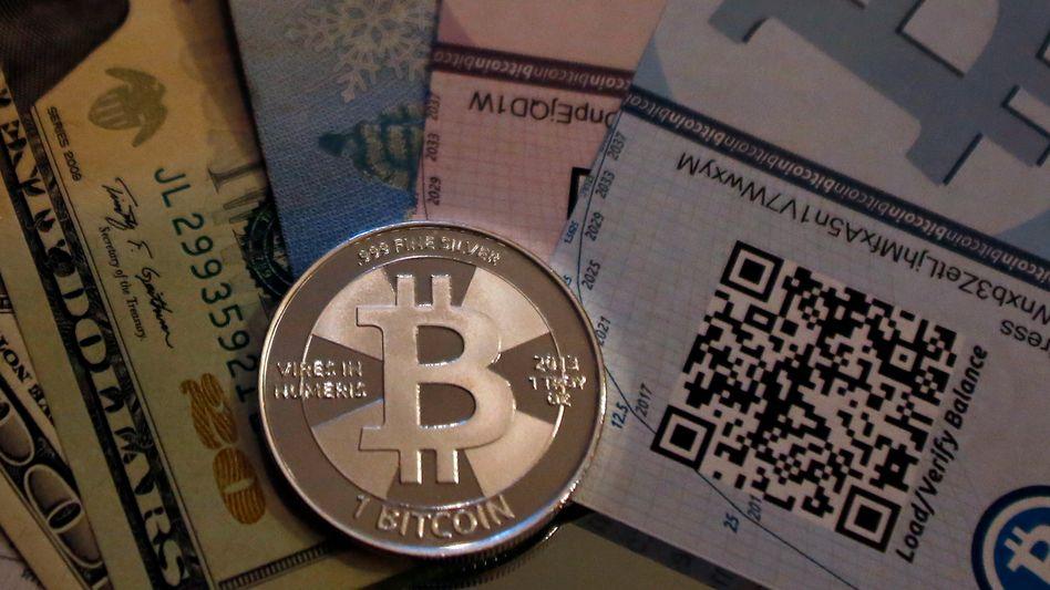 Ganz reale virtuelle Währung: Die Erfindung Bitcoin sollte auf Vertrauen basieren