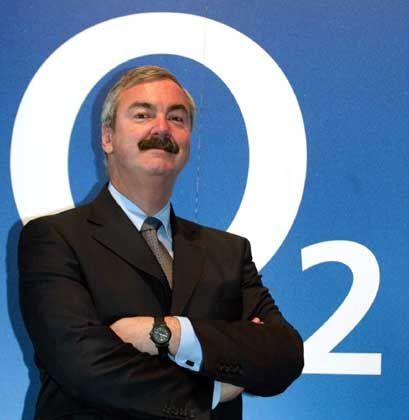 Vorstandschef von mmO2: Peter Erskine