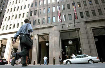 Goldman-Sachs-Zentrale in New York: Überraschender Medienbericht weckt Zweifel an der Bank