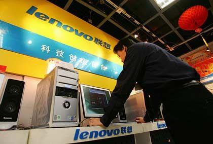 """Lenovo in den roten Zahlen: """"Weiterhin herausforderndes Umfeld"""""""