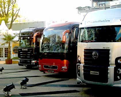 Forderungen aus Schweden:Dreierallianz aus VW, MAN und Scania