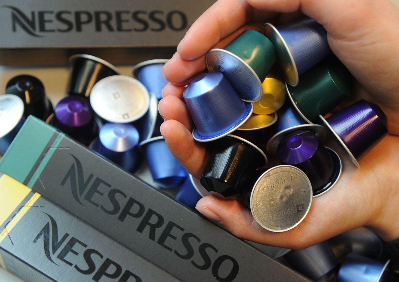 Nespresso Kaffeekapseln / Kaffee