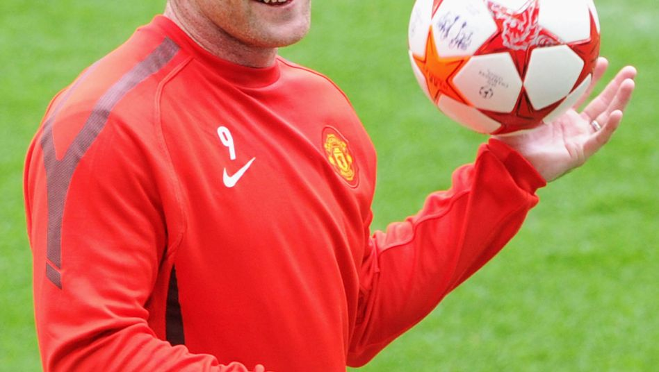 ManU-Star Wayne Rooney: Der Fußballclub verschiebt seinen Börsengang in Singapur