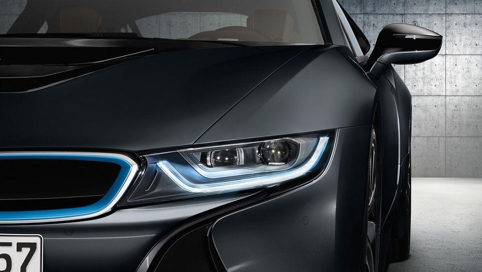 i8: Eine neue Limousine oder ein Luxus-SUV mit rund 500 Kilometer Batteriereichweite sollen BMWs neues Leuchtturmprojekt werden