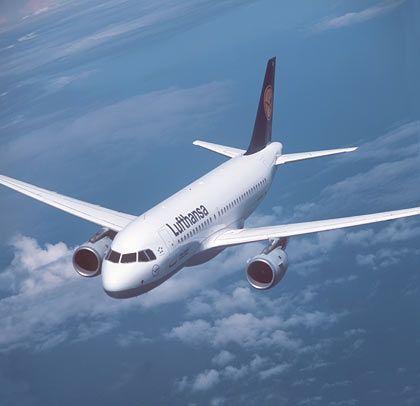Die Lufthansa leidet noch unter den Folgen des schwachen ersten Quartals