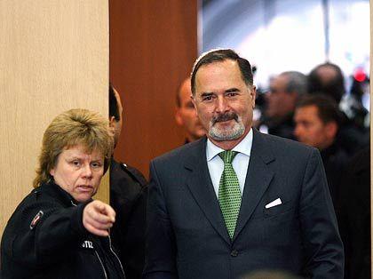 """Ex-VW-Chef Pischetsrieder: """"Herr Hartz war schockiert"""""""