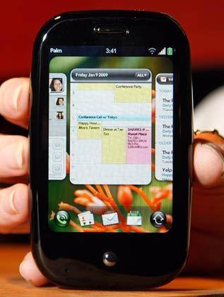 Palm Pre: Das neue Modell soll im ersten Halbjahr 2009 erhältlich sein