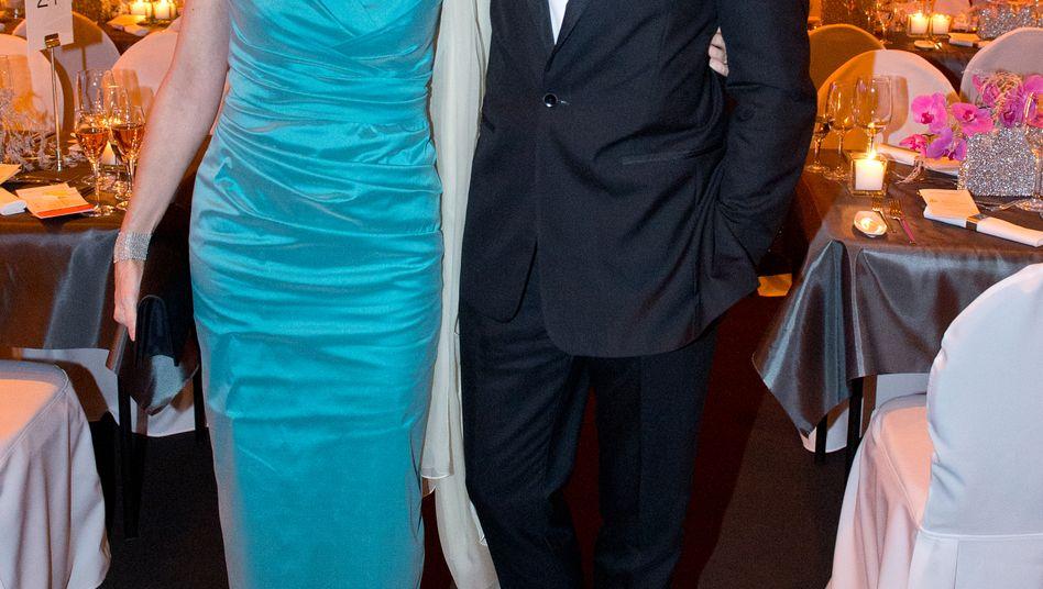 Susanne und Jan Klatten (Bild Archiv)