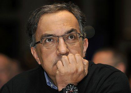 Überraschte die Analysten: Fiat-Chef Marchionne