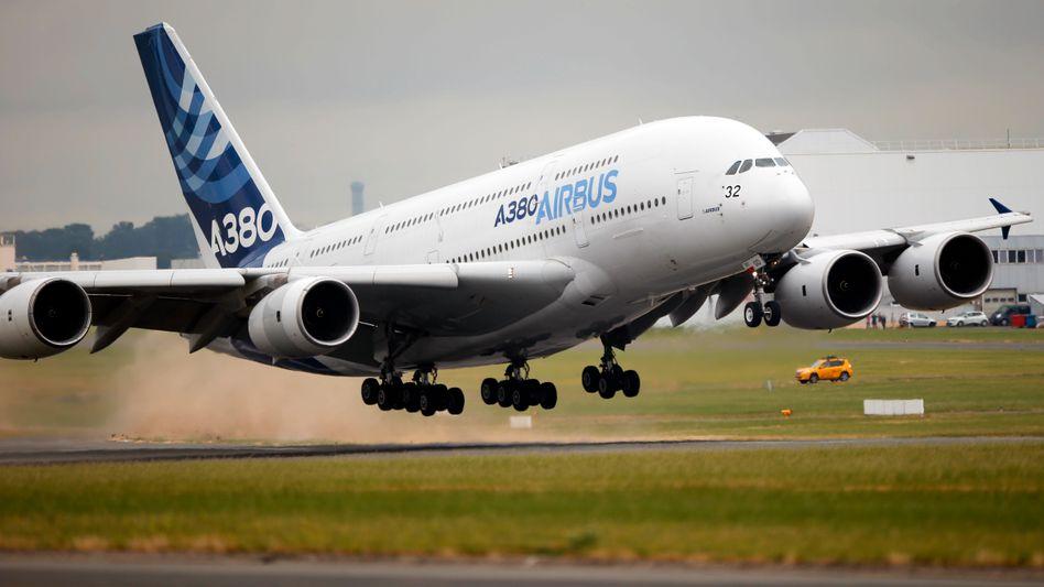 Airbus A380: Die Kosten für den Ausstieg liegen schon jetzt über Plan