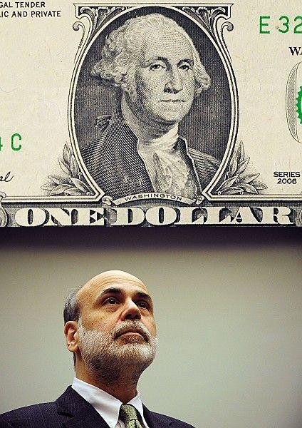 Fed-Chef Bernanke: Rede vor dem Wirtschaftsclub in Washington