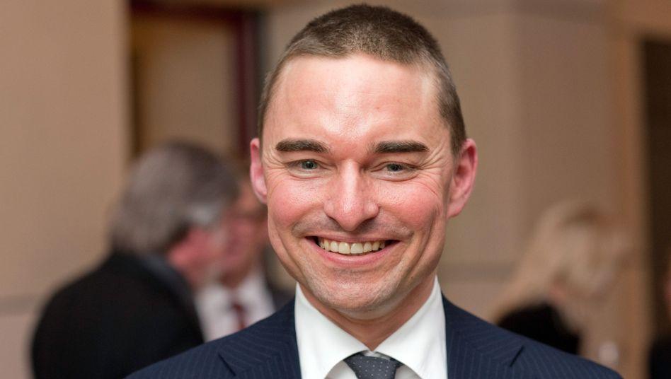 Comeback-Kid: Finanzakrobat Lars Windhorst hat neue Investoren gefunden - und gibt seiner Investmentholding Sapinda einen neuen Namen