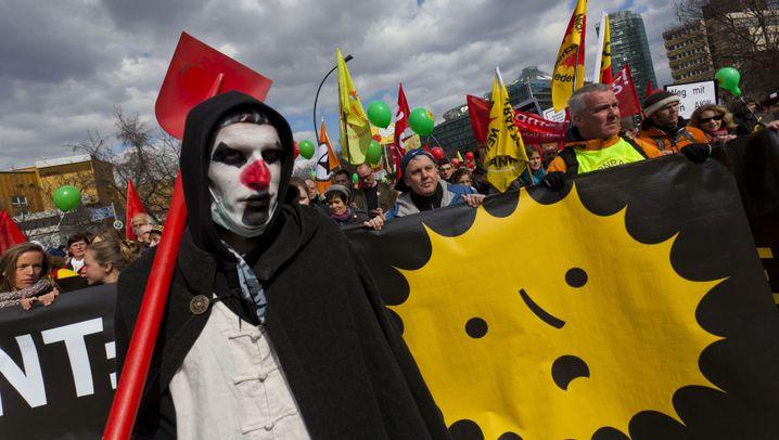 Fukushima-Effekt: Großaufgebot gegen Atomkraft
