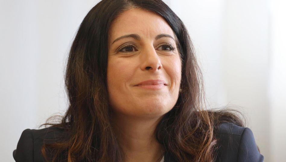 """VW-Betriebsratschefin Daniela Cavallo: """"Sehr viele würden auch gern wieder ins Büro gehen und die Kolleginnen und Kollegen nicht nur über Videokonferenzen sehen"""""""
