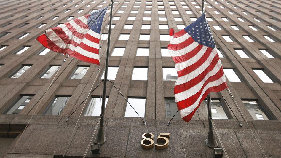Goldman-Sachs-Zentrale New York