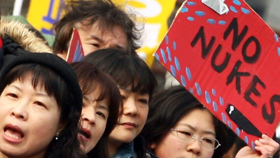 Die Mehrheit der Japaner lehnt die Atomkraft ab: Das Land will den Strommarkt liberalisieren. Die Privathaushalte sollen ihren Stromanbieter künftig auch frei wählen dürfen