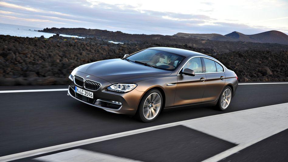 BMW 6er Grand Coup: Mit Pech ein schmorendes Kabel im Kofferraum