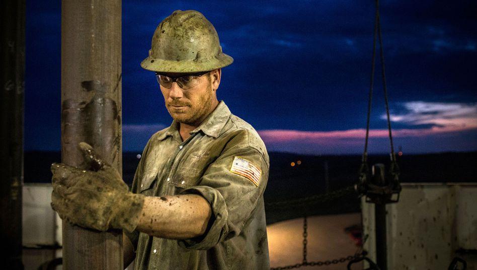 Ölarbeiter in den USA: Der Preisverfall lockt Schnäppchenjäger auf den Plan