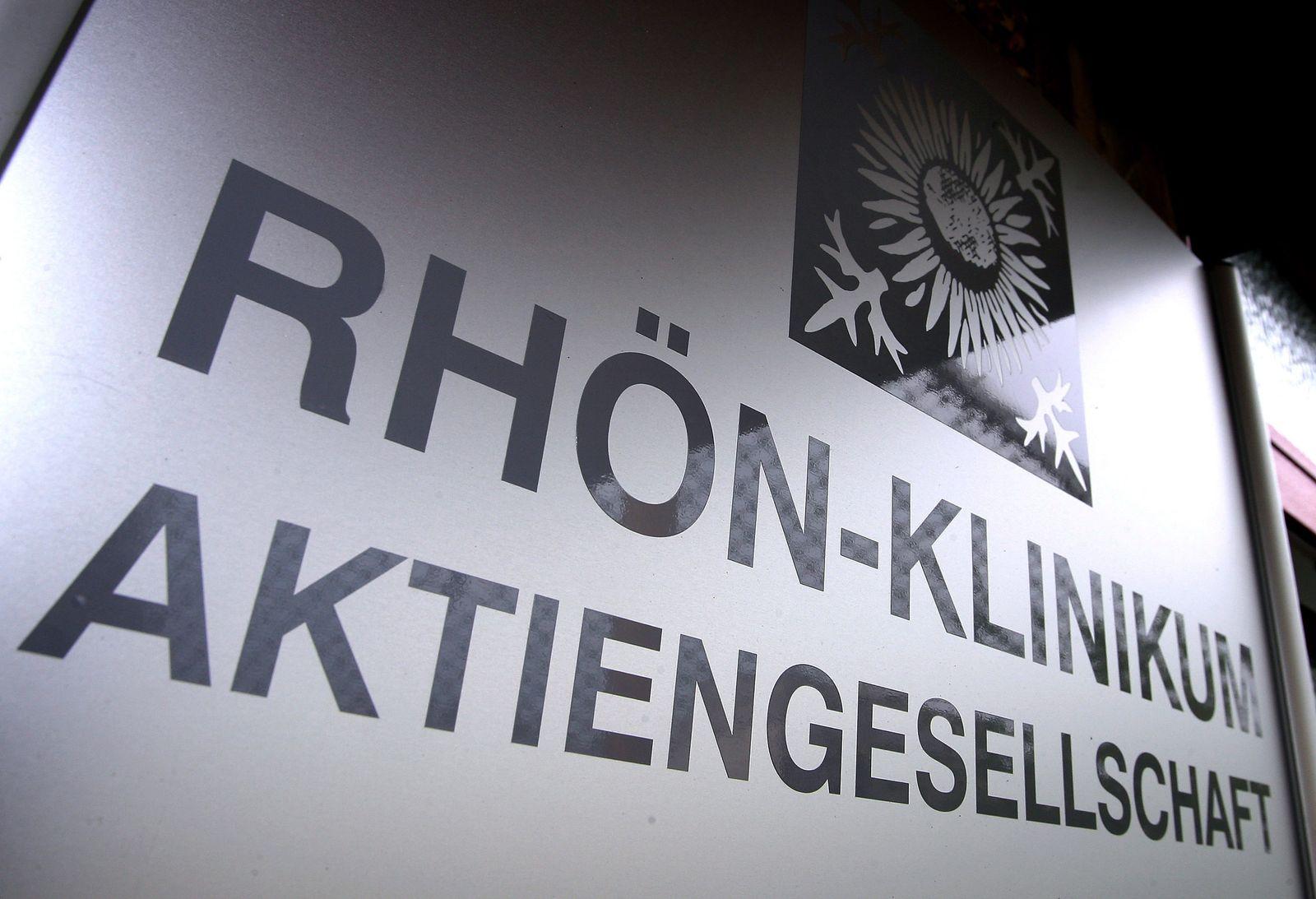 Rhön-Klinikum AG / Rhön Klinikum