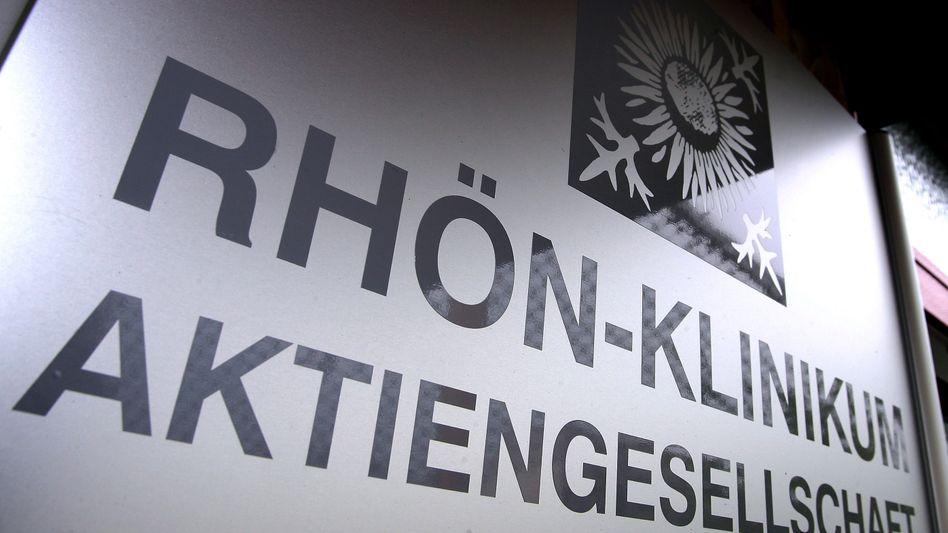 Neuer Rhön-Chef Siebert: Kündigt höhere Umsätze und Gewinne an