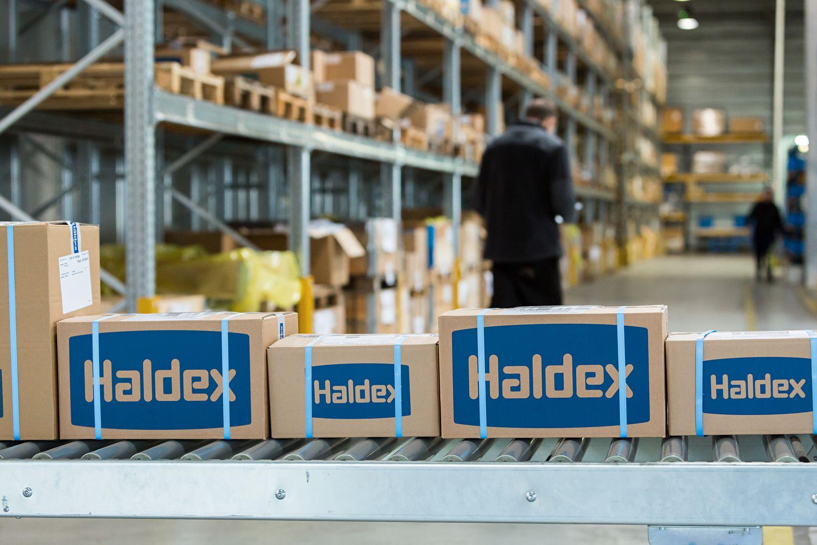 Haldex boxes