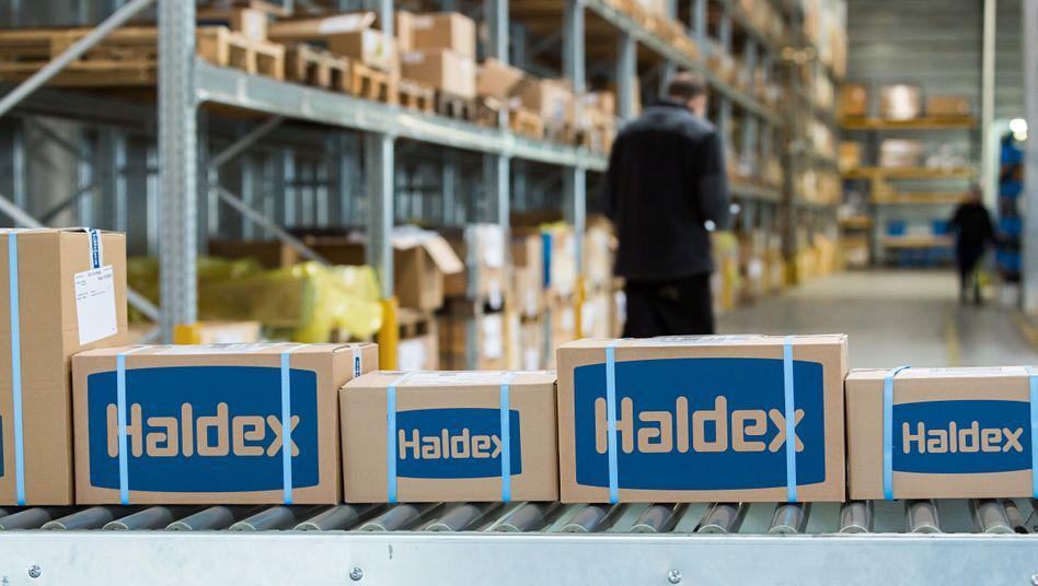 Der schwedische Bremsenhersteller Haldex würde seinen Großaktionär und Wettbewerber Knorr-Bremse am liebsten aus dem Unternehmen drängen