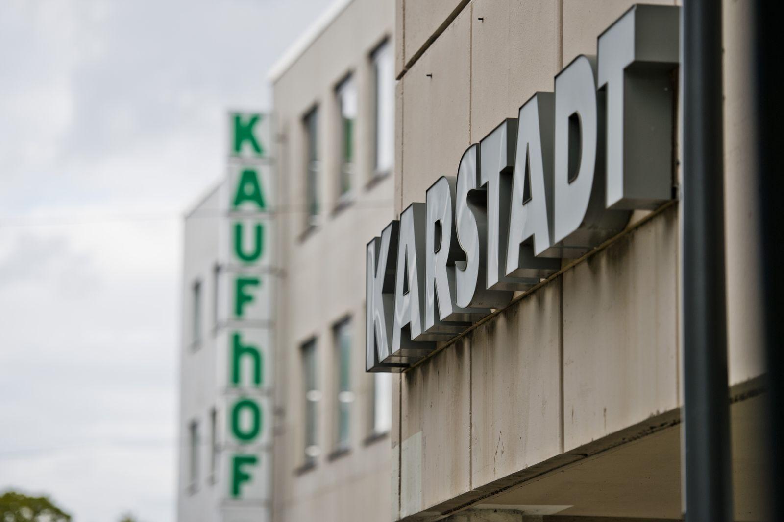 Kaufhof / Karstadt