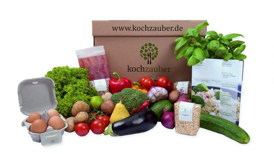Kochzauber-Kochbox: Lidl hat das Berliner Start-up übernommen