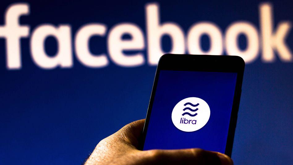 Die geplante Digitalwährung Libra ist umstritten, Partner bei dem Projekt von Facebook haben jetzt offenbar Bedenken