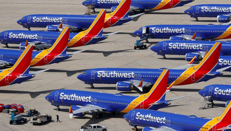 Boeing: Auf das 737 MAX Desaster folgt mit der Coronavirus-Krise der zweite schwere Schlag für die Airline