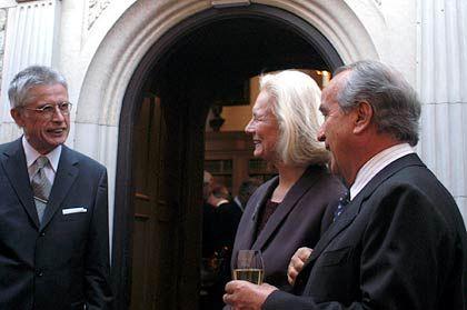 Guiseppe Vita mit Ehefrau und mm-Chefredakteur Wolfgang Kaden